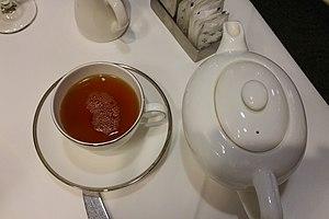 Classic Tea at the Disneyland Hotel