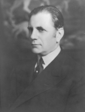 Claude de Bernales - de Bernales in 1935 (?)