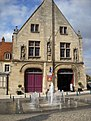 Clermont, Oise - Town hall - 1.JPG