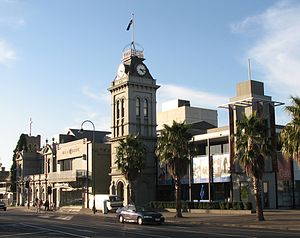 Moonee Ponds, Victoria - The Clocktower Centre