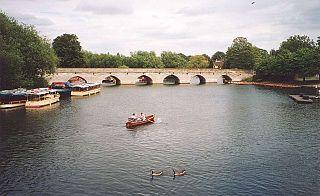Clopton Bridge bridge in United Kingdom