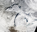 Cloud Streets over the Great Lakes, Natural Hazards DVIDS837588.jpg