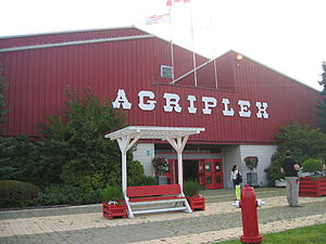 Cloverdale Fairgrounds - The Agriplex
