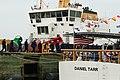 Coast Guard commissions Fast Response Cutter Daniel Tarr in Galveston, Texas, 2020-01-10 200110-G-VE919-1001.jpg