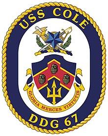 Ракетный эсминец 6-го флота США USS Cole направляется в Черное море - Цензор.НЕТ 7065