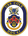 Coat of Arms USS Cole DDG-67.jpg