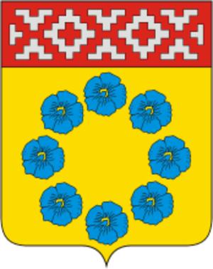 Pestyakovsky District - Image: Coat of Arms of Pestyakovsky rayon (Ivanovo oblast)