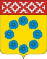 Coat of Arms of Pestyakovsky rayon (Ivanovo oblast).png