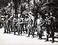 Collectie NMvWereldculturen, TM-60042241, Foto- N.E.I. legerkamp op Biak-eiland--, 1940-1950.jpg