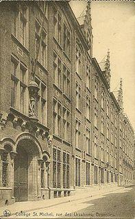 St John Berchmans College, Brussels Secondary school in Brussels, Belgium
