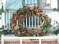 Colonial Williamsburg (December, 2011) - Christmas decorations 30.JPG