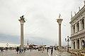 Colonna di San Marco e San Teodoro piazzetta San Marco Venezia.jpg