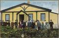 "Color post card. ""Father Duncan's residence, Metlakahtla, Alaska."" - NARA - 297272.tif"