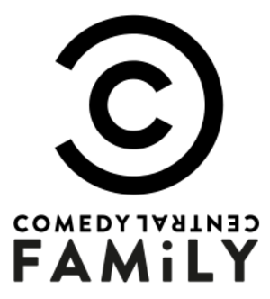 Comedy Central Family (Netherlands) - Image: Comedy Central Family 2011 Logo