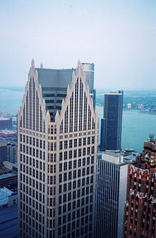 Detroit City Offices Owning Property