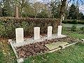 Commonwealth War graves - The Netherlands - Haren general cemetery.jpg