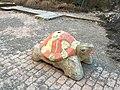 Concrete turtle bollard (42169949064).jpg