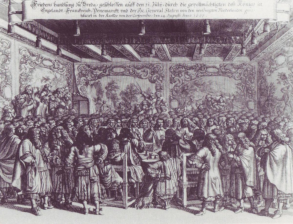 Suasana perjanjian Breda | wikipedia