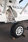 "Consolidated PBY-5A ""Catalina"" N9767 Hahnweide 2011 02 main landing gear.jpg"