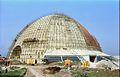 Convention Centre Complex Under Construction - Science City - Calcutta 1996-01-03 190.JPG