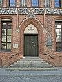 Copernicus house Torun entrance.jpg
