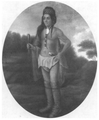 Copy of 1681 portrait of NewEngland Indian byCharlesOsgood 1838 MassachusettsHistoricalSociety.png