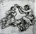 Correggio, incoronazione, studio museo boymans.jpg