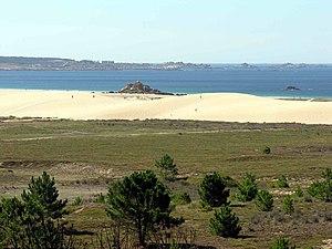 The Dunes of Corrubedo Natural Park