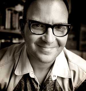 Cory Doctorow - Image: Cory Doctorow portrait by Jonathan Worth 2