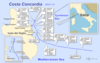 100px costa concordia map 13 1 2012