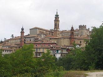 Costigliole d'Asti - Image: Costigliole veduta