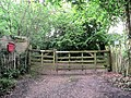 Cottage gate - geograph.org.uk - 451749.jpg
