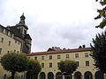 Cour principale du collège de l'ArcIMG 6433.JPG