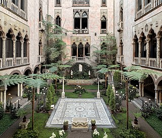 Isabella Stewart Gardner Museum Art museum in Boston, MA
