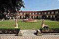 Courtyard - Government Museum - Mathura 2013-02-24 6496.JPG