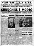 Cover-corriere Churchill death.jpg