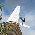 Cowl of Oast House, Mascalls Pound Farm - geograph.org.uk - 1149064.jpg
