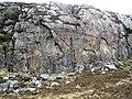 Crag, Cnoc na-Moine - geograph.org.uk - 167999.jpg