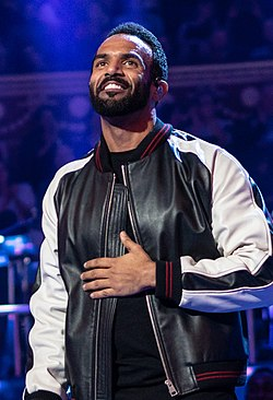 Craig David (at The Queen's Birthday Party) (cropped) (1).jpg