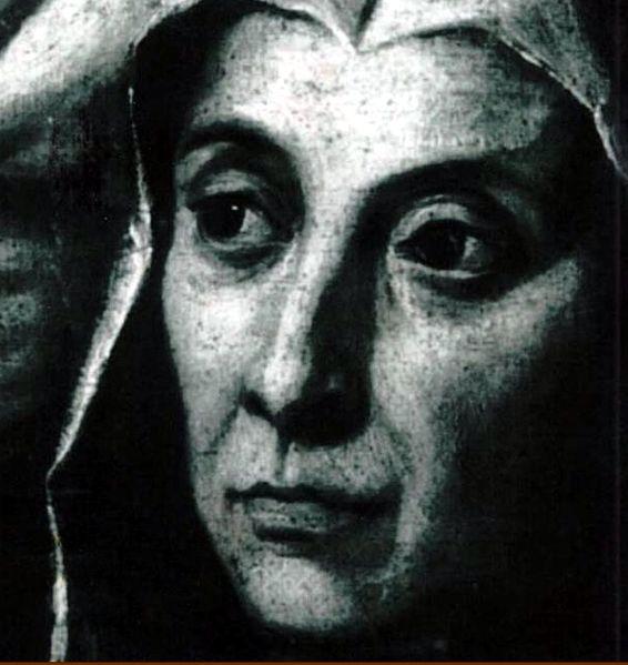 File:Cristo e la cananea di Alessandro Allori detail.jpg
