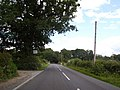 Cross roads at Winsor - geograph.org.uk - 489076.jpg