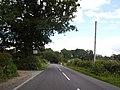 Cross roads at Winsor - geograph.org.uk - 489076.jpg