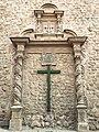 Cruz Verde en el lado de la iglesia de San Francisco en Potosí, Bolivia.jpg