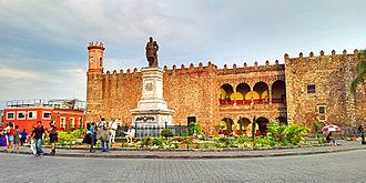 Cuernavaca - Image: Cuernavaca cortez