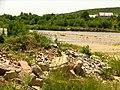 Dâmboviţa river pollution bgiu.jpg