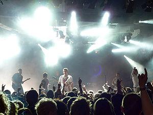 Dúné - Dúné at the Roskilde Festival 2007