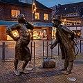 "Dülmen, Skulptur ""Natz von Dülmen"" -- 2020 -- 4043-7.jpg"