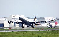 D-AIGT - A343 - Lufthansa