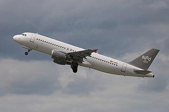 Sundair - Sundair Airbus A320-200