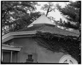 DETAIL, OCULUS, ADJOINING LIBRARY - Edgewater, Station Road, Barrytown, Dutchess County, NY HABS NY,14-BARTO.V,1-14.tif